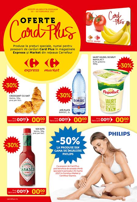 Publicator / Client portfolio - Carrefour Romania